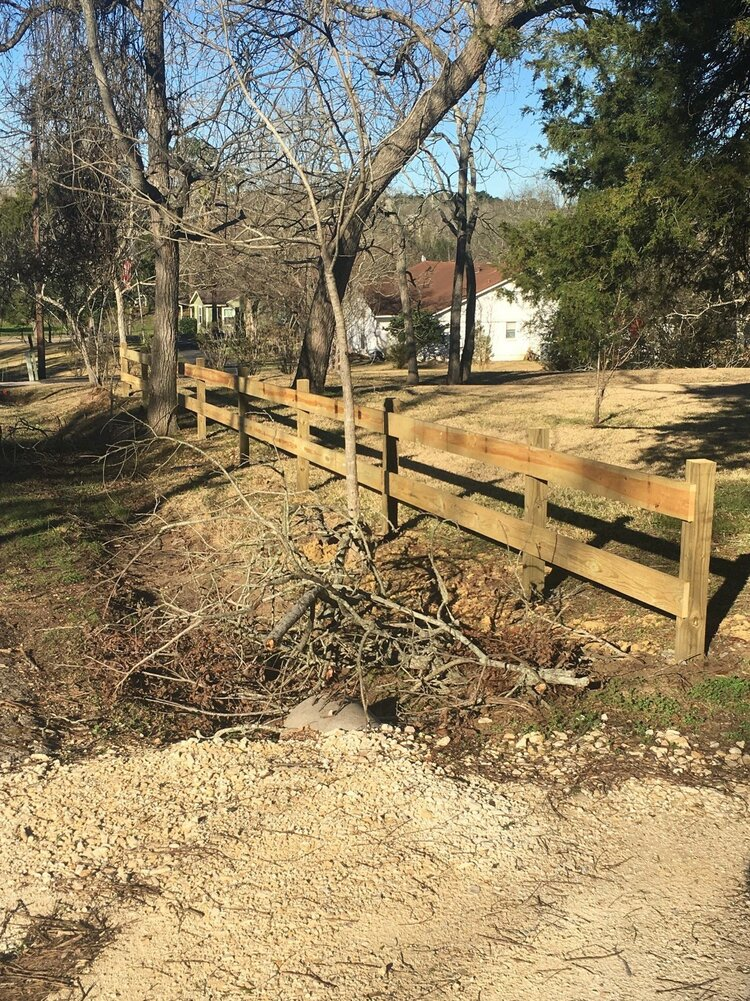 ranch fence